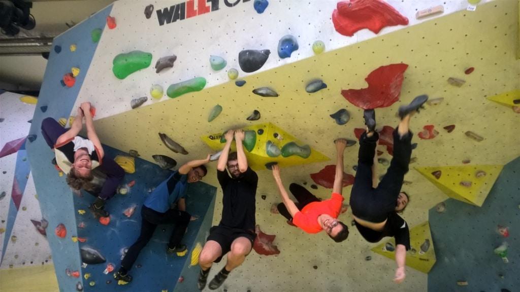 OneOffixx Kletter-Event zu neuen Höhen