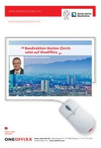 Baudirektion Kanton Zürich