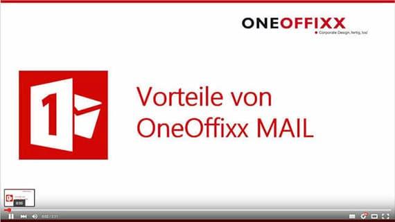 Einführung in OneOffixx MAIL mit Mail Signaturen, Kampagnen, Textbausteinen