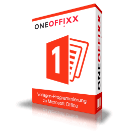 oneoffixx for word templates