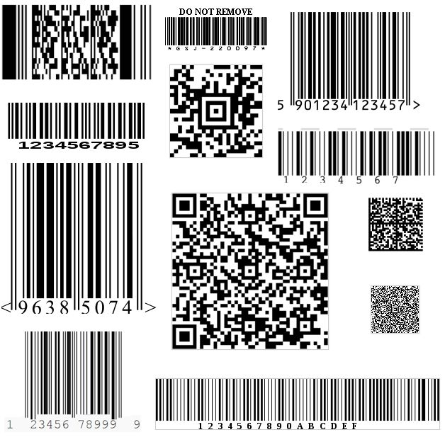 Barcode verfügbar in OneOffixx Vorlagen - OneOffixx